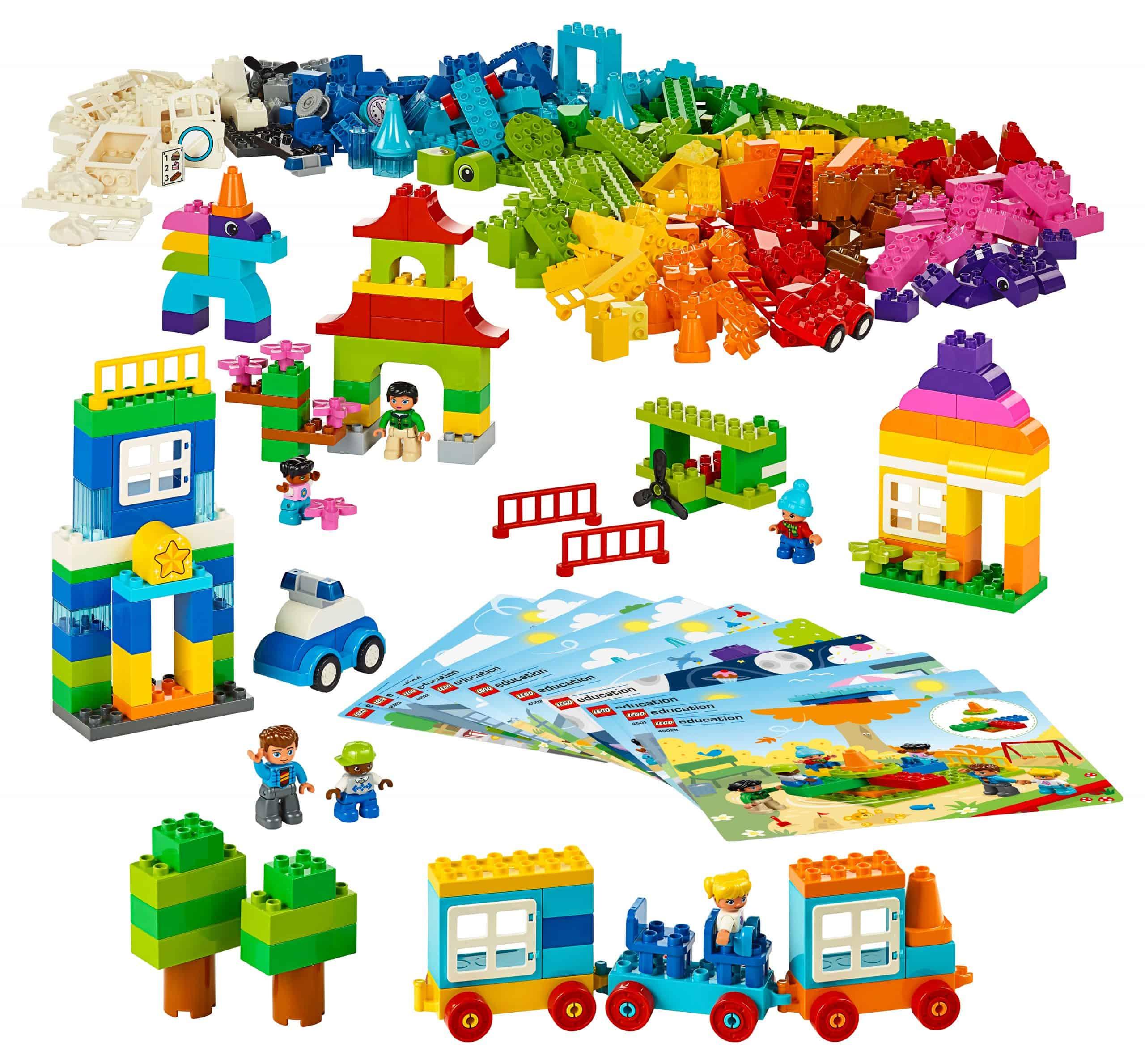 LEGO Mijn XL wereld 45028