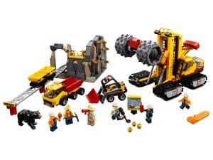 lego mijnbouwexpertlocatie 60188