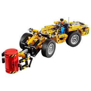 lego mijnbouwgraafmachine 42049