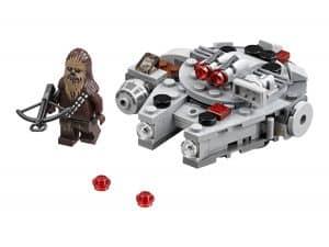 lego millennium falcon microfighter 75193