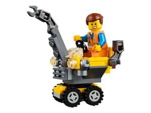 lego mini meesterbouwer emmet 30529