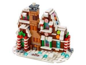 lego miniversie van het peperkoekhuisje 40337