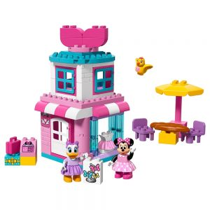 lego minnie mouse bow tique 10844