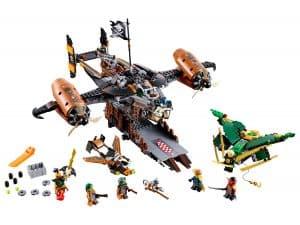 lego misfortunes keep 70605