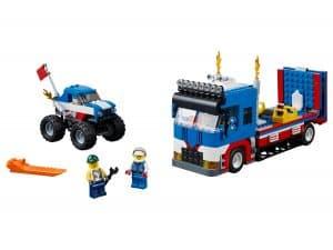 lego mobiele stuntshow 31085