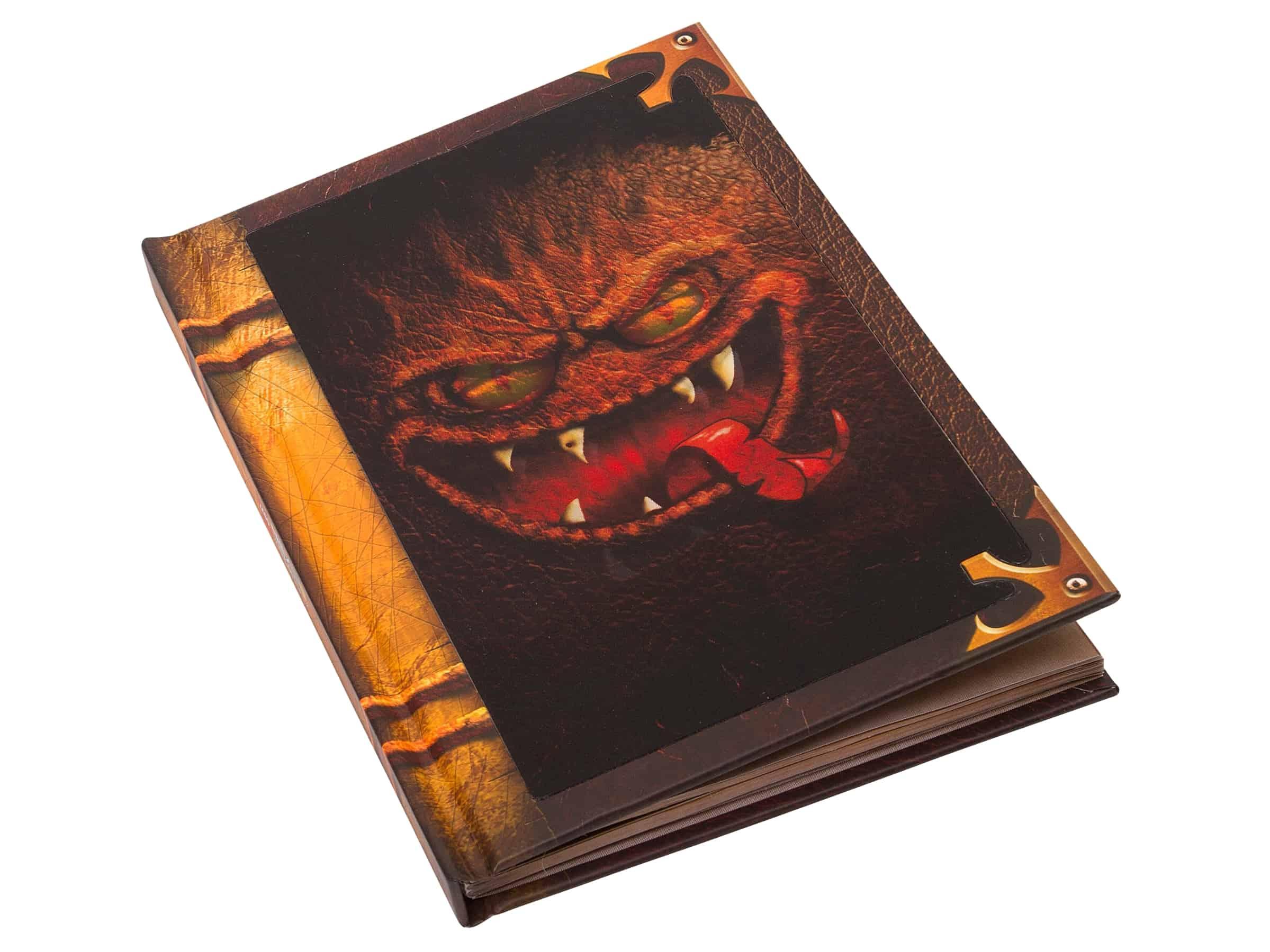 lego monsterschetsboek 853528