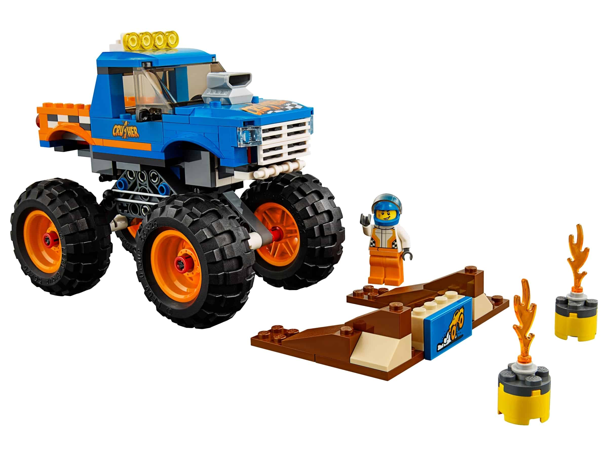 lego monstertruck 60180