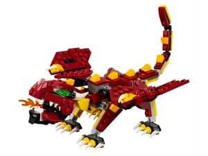 lego mythische wezens 31073