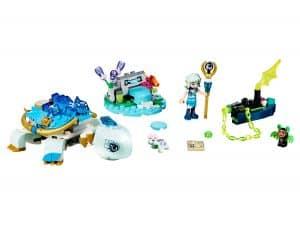 lego naida en de waterschildpadhinderlaag 41191