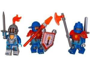 lego nexo knights accessoireset 853676