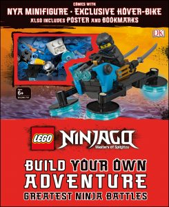lego ninjago build your own adventure greatest ninja battles 5005656