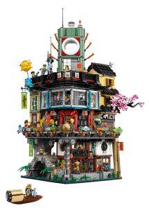 lego ninjago city 70620