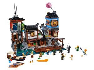 lego ninjago city haven 70657