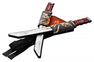 lego ninjago gekruiste katanas 854034