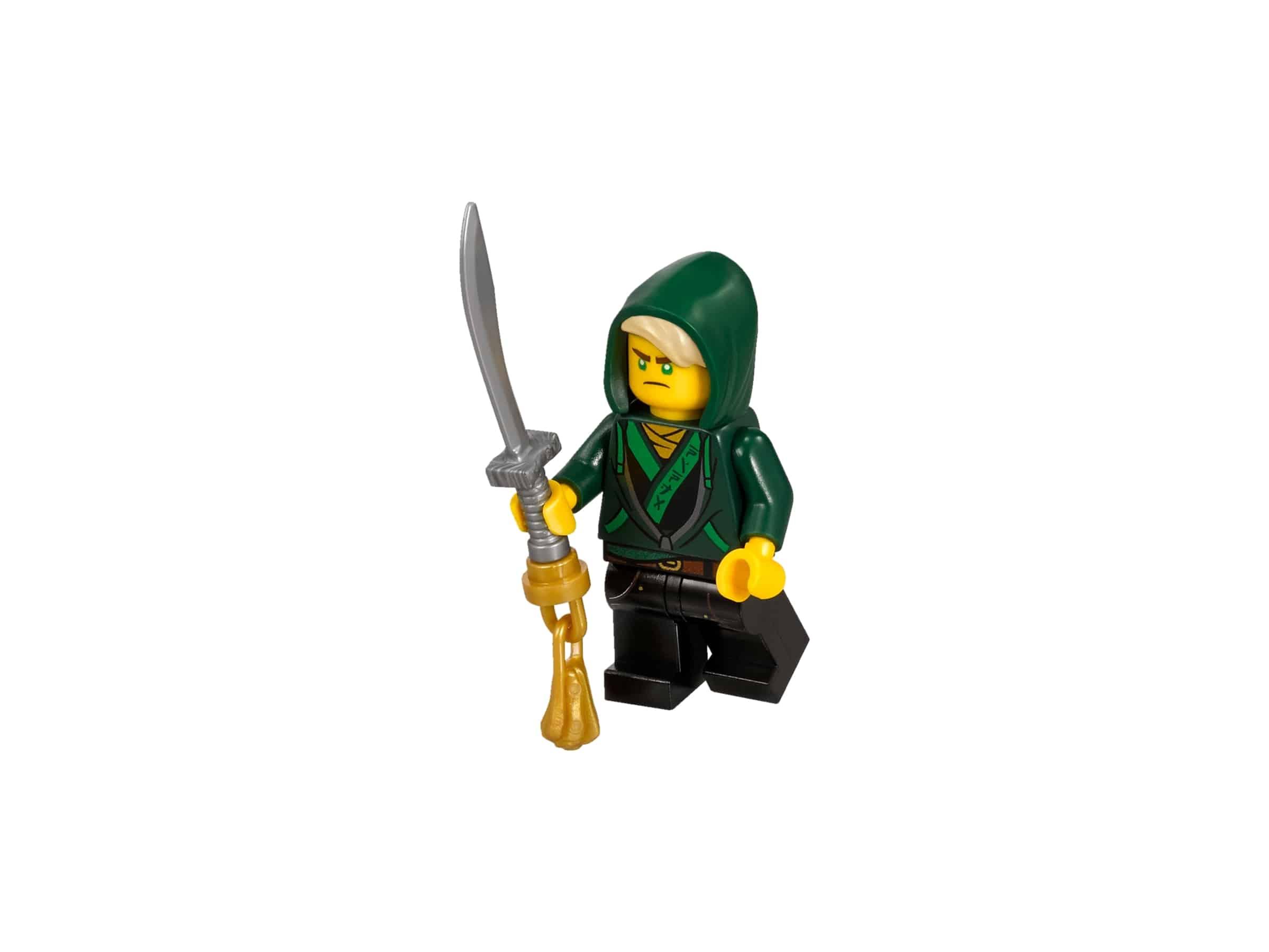 lego ninjago lloyd minifiguur 30609