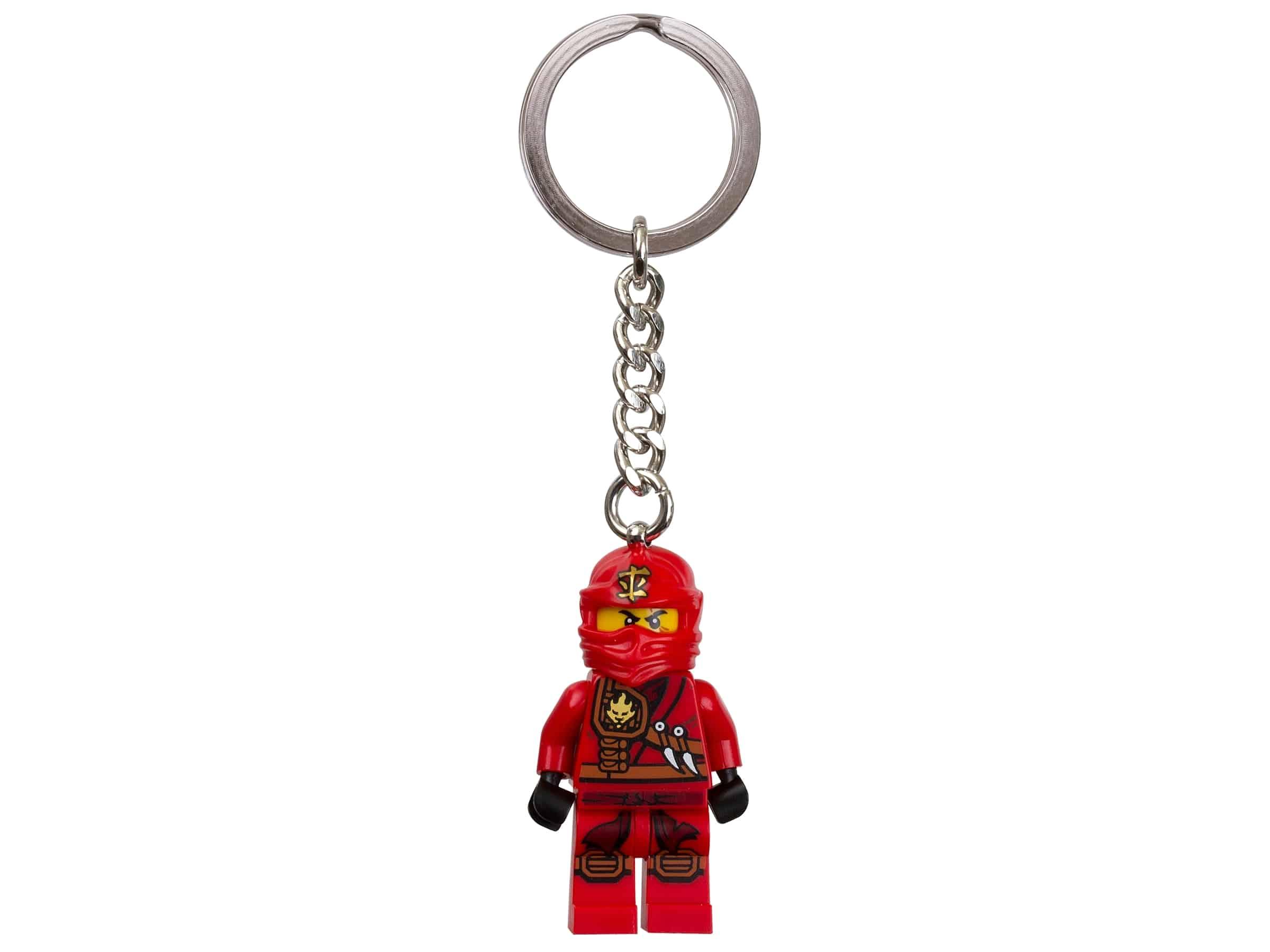 lego ninjago ninja kai sleutelhanger 851351