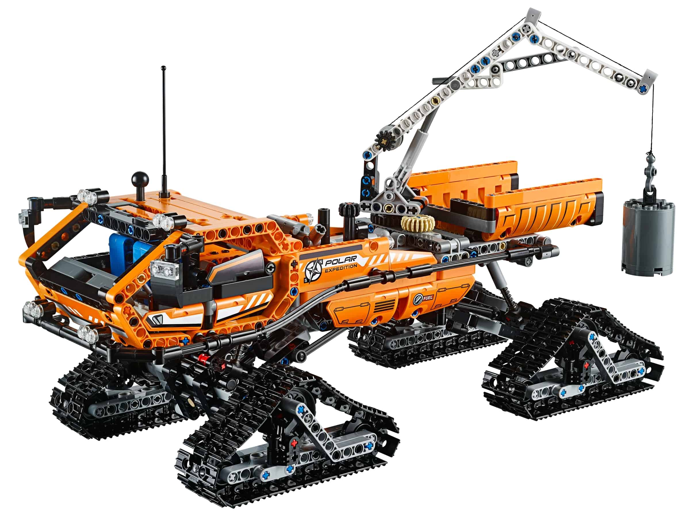 lego noordpool truck 42038