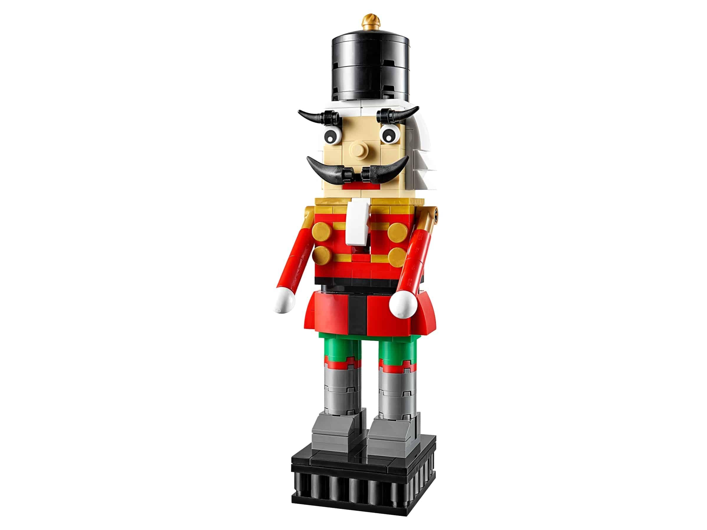 lego notenkraker 40254