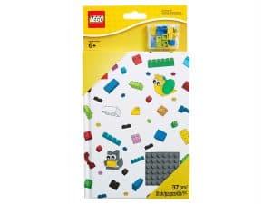 lego notitieboekje met noppen 2018 853798