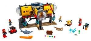 lego oceaan onderzoeksbasis 60265