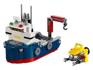 lego oceaanonderzoeker 31045
