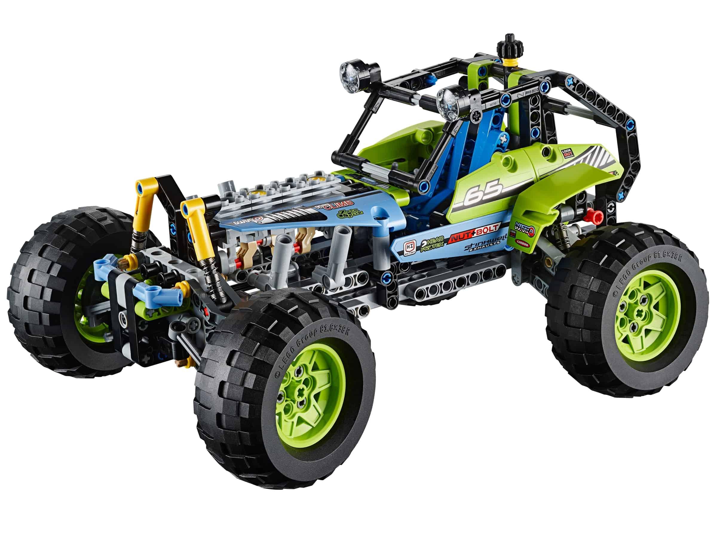 lego off roader 42037