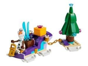 lego olafs reisslee 40361