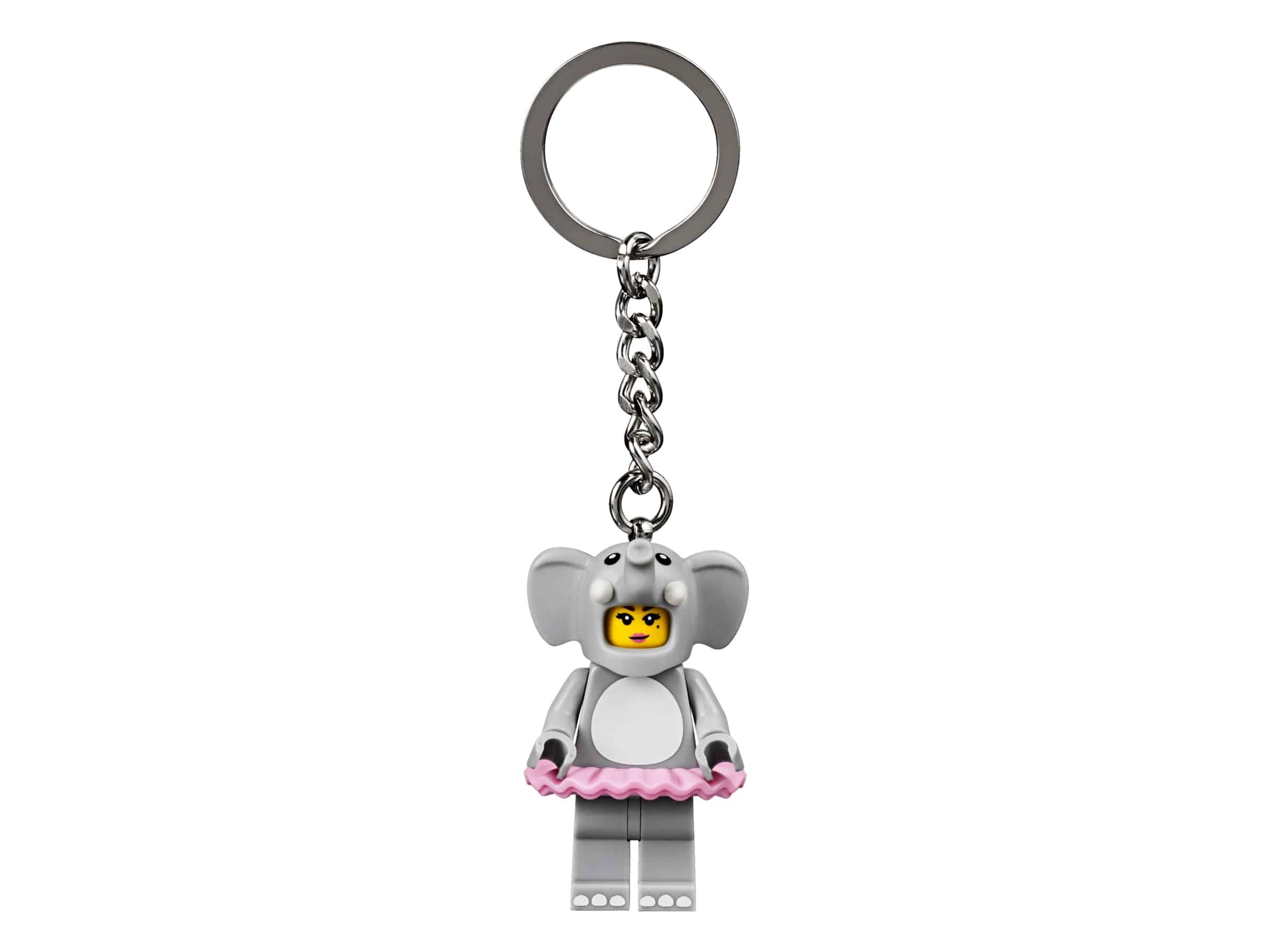 lego olifantenmeisje sleutelhanger 853905