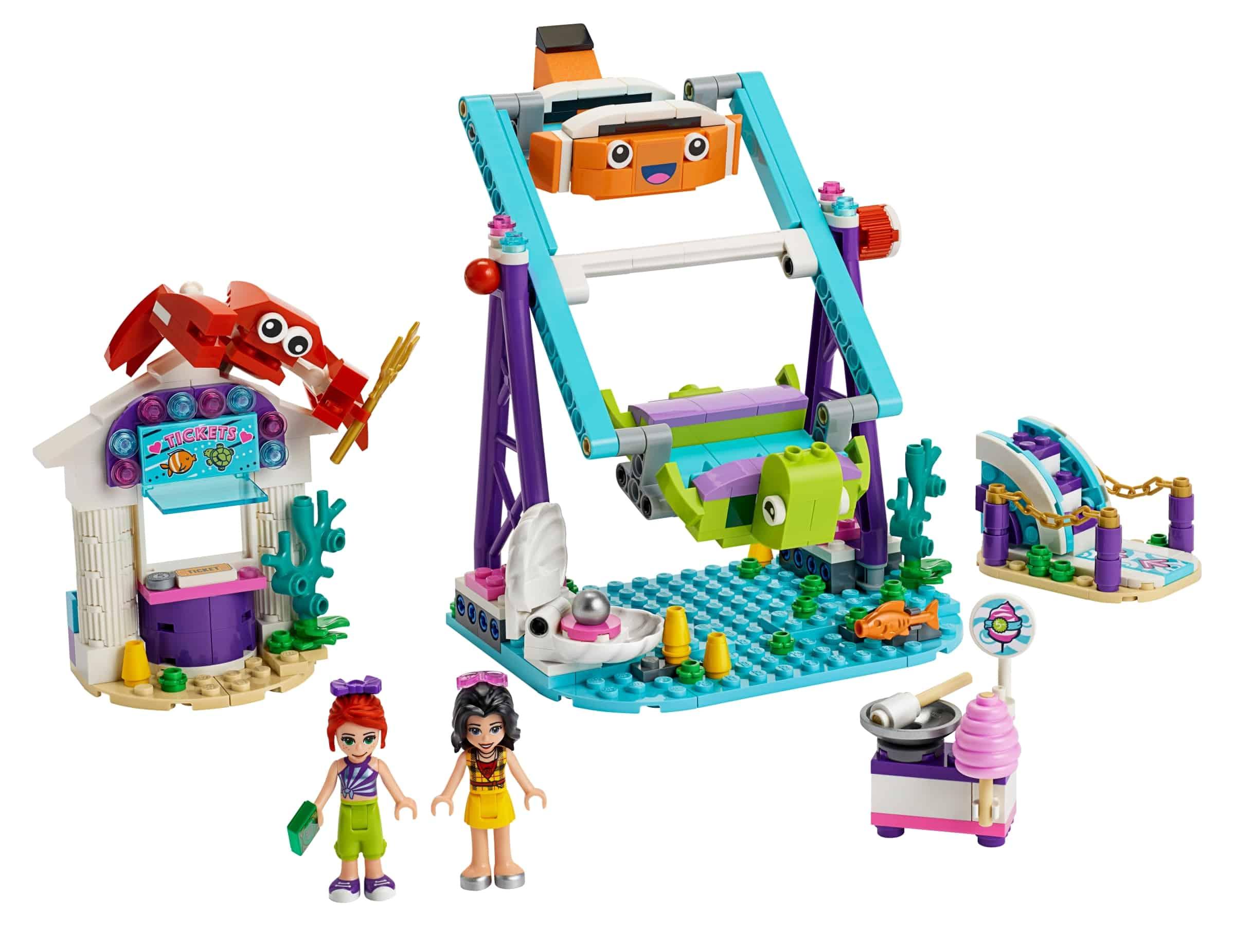 lego onderwaterattractie 41337