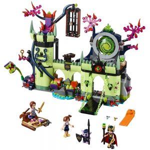 lego ontsnapping uit het fort van de goblinkoning 41188