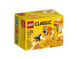 lego oranje creatieve doos 10709