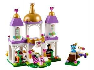 lego palace pets koninklijk kasteel 41142