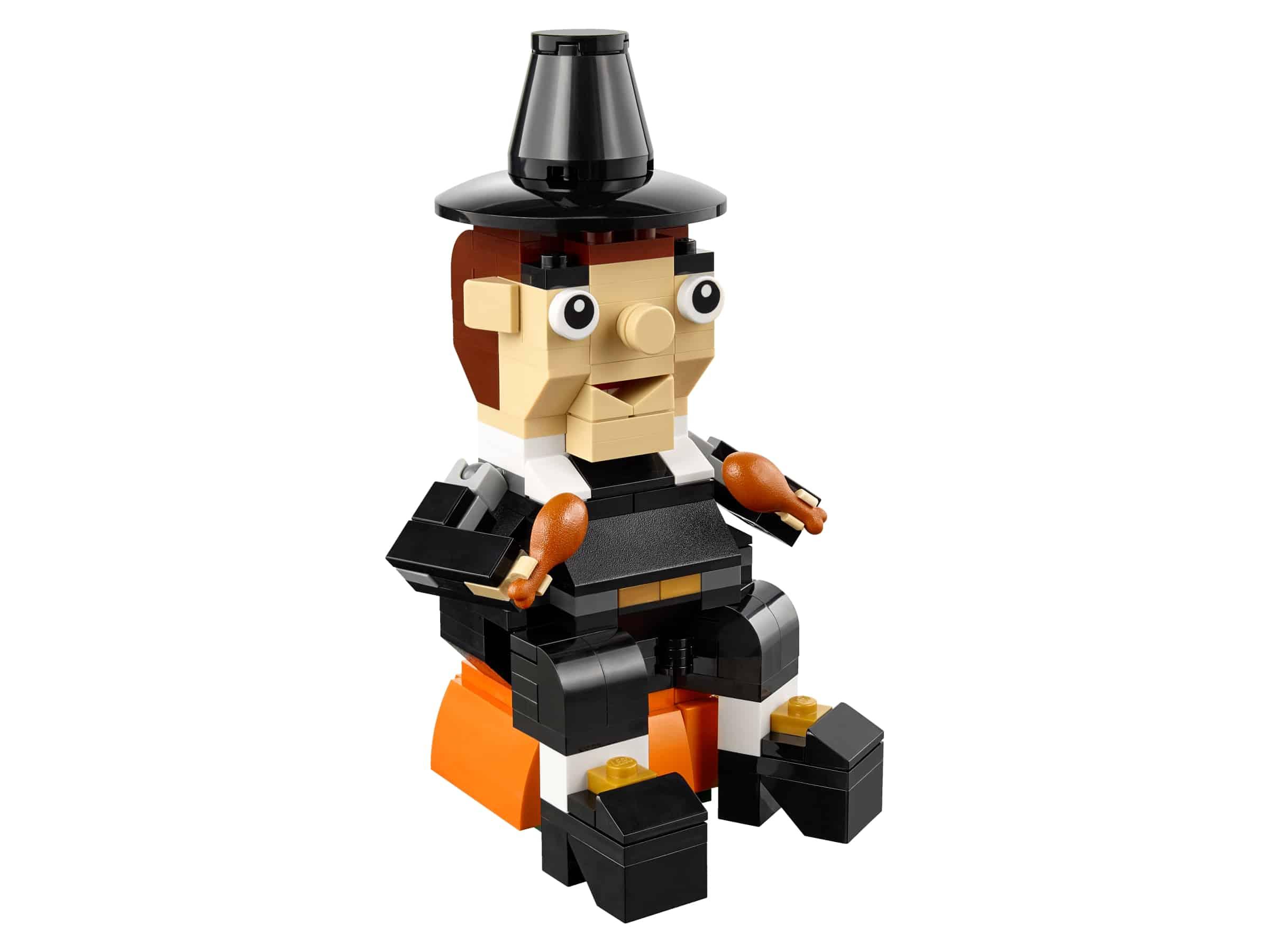 lego pelgrimsfeest 40204