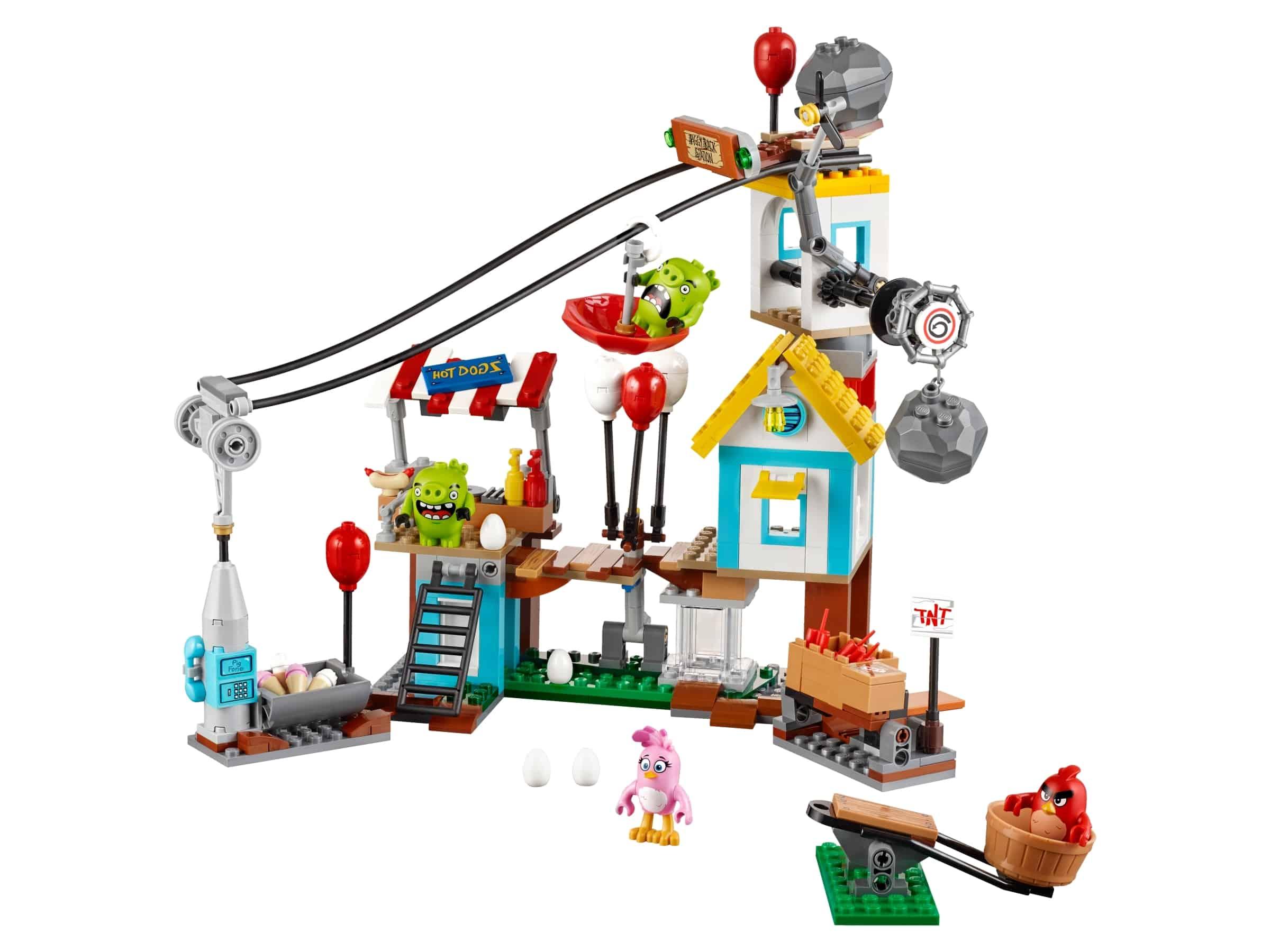 lego pig city sloopfeest 75824