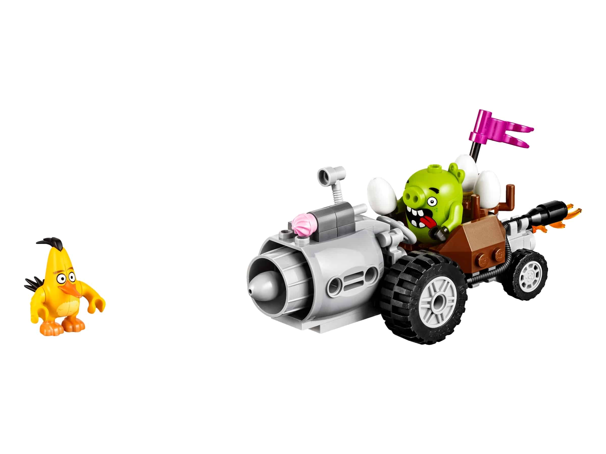 lego piggy auto ontsnapping 75821