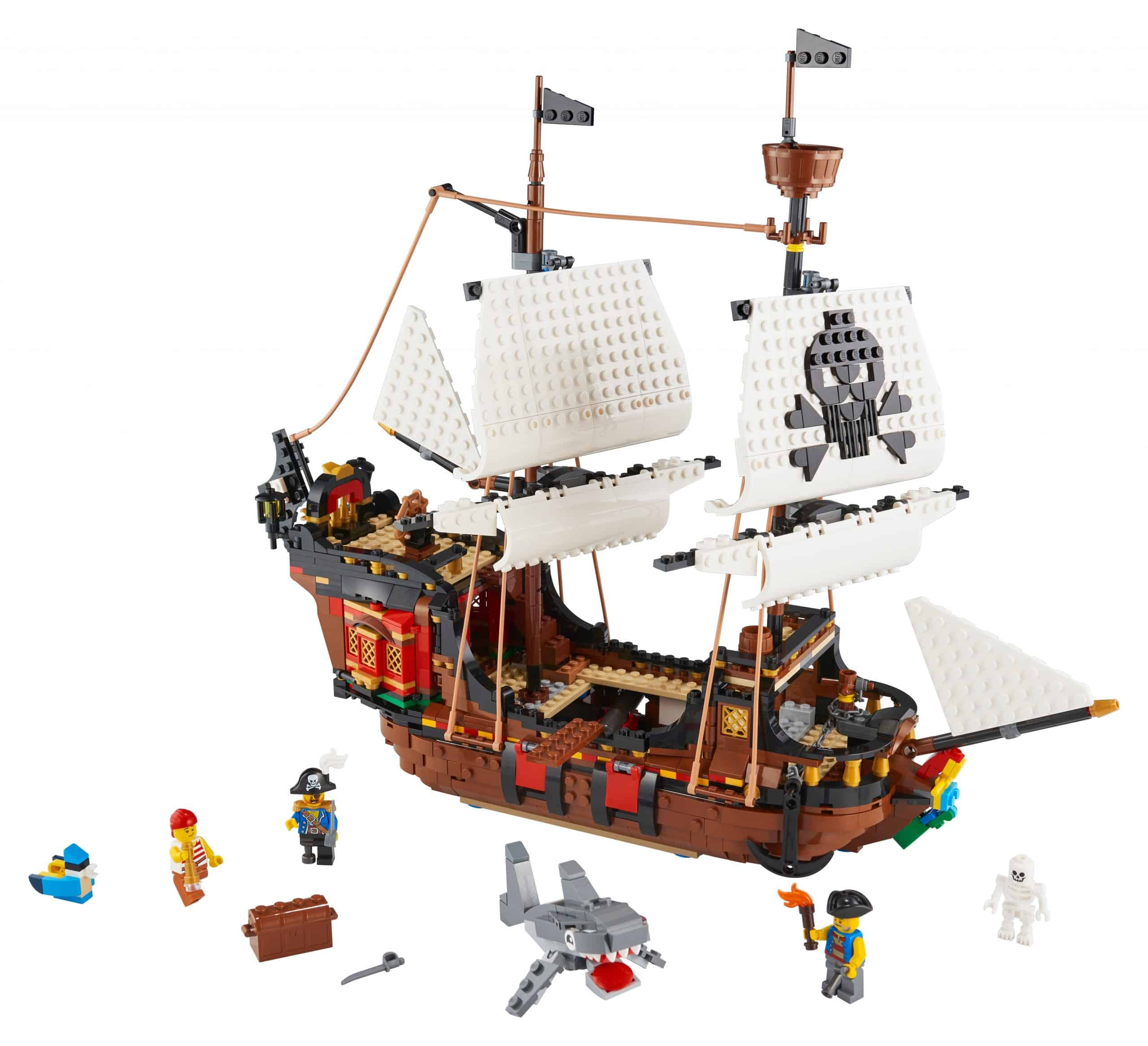 lego piratenschip 31109 scaled