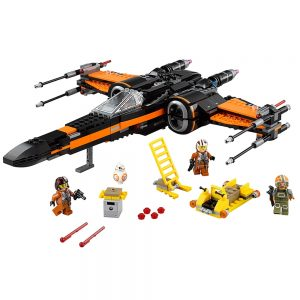 lego poes x wing fighter 75102