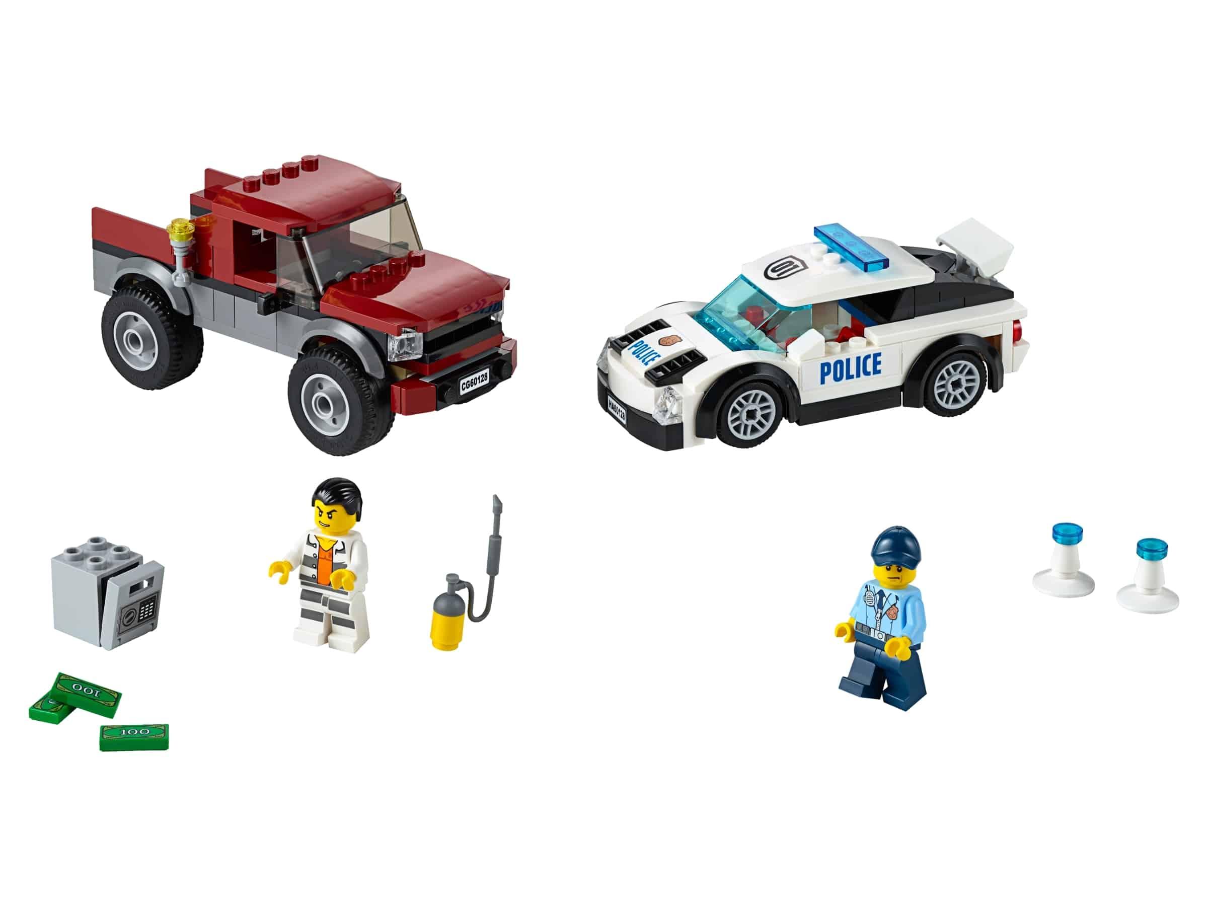 lego politieachtervolging 60128