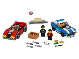 lego politiearrest op de snelweg 60242