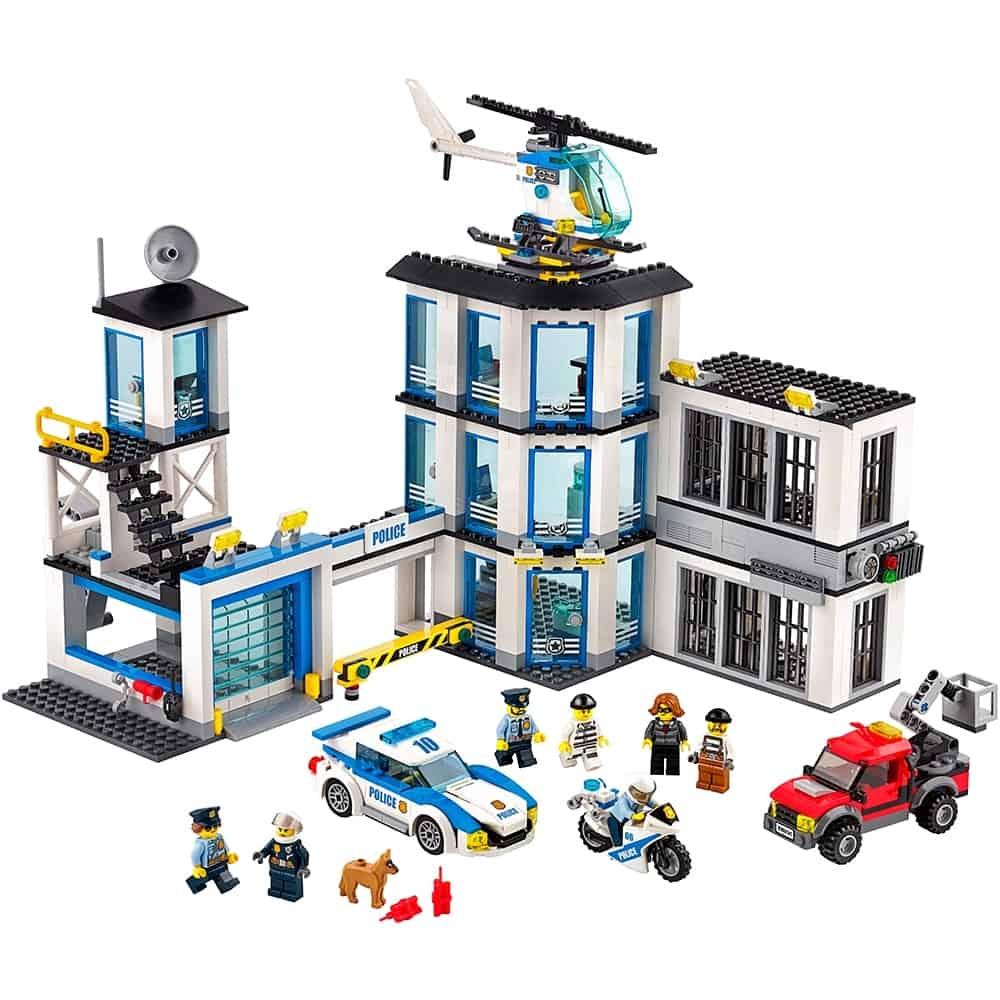 lego politiebureau 60141