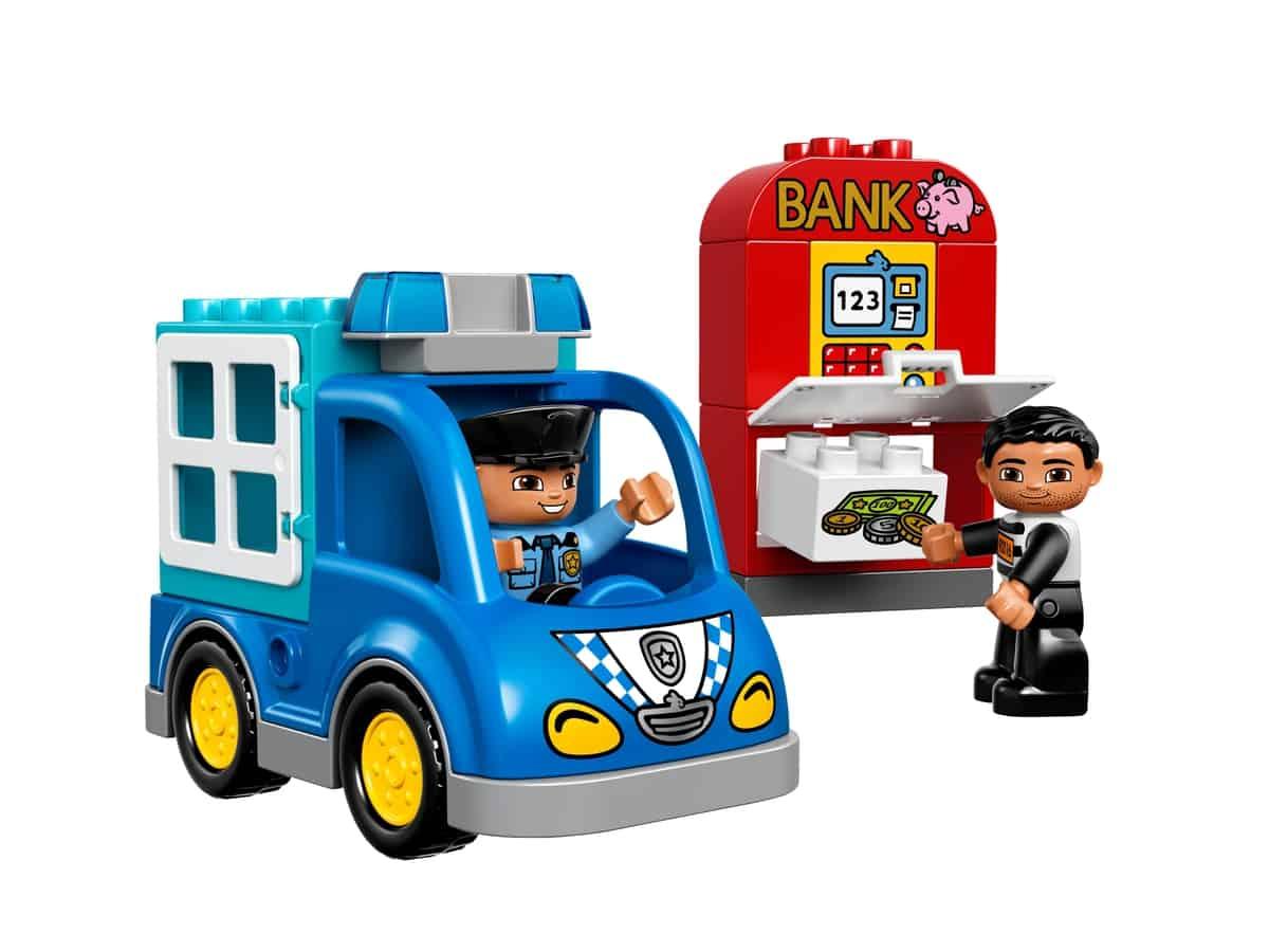 lego politiepatrouille 10809