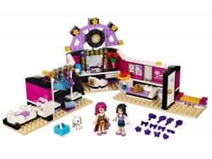 lego popster kleedkamer 41104