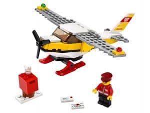 lego postvliegtuig 60250