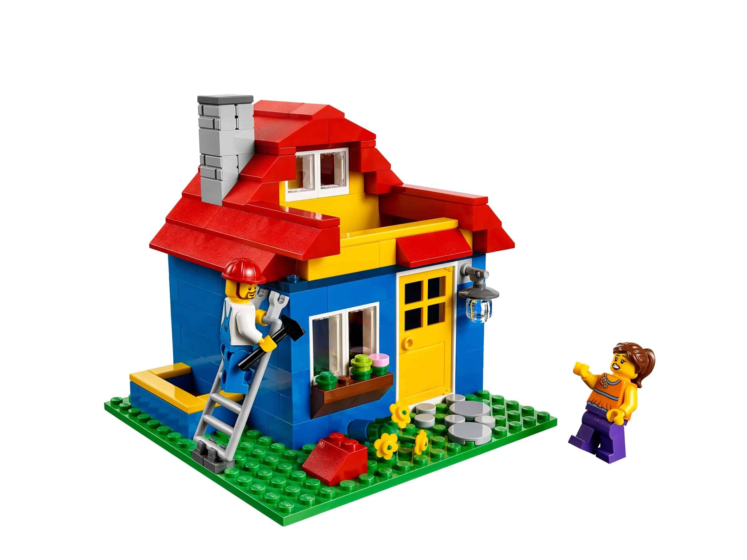 lego potloodhouder 40154