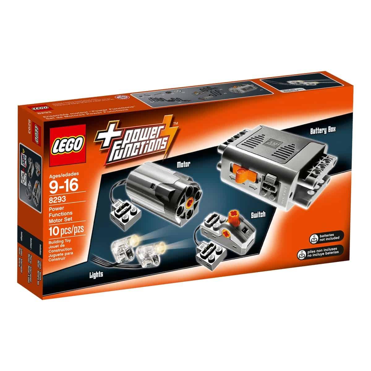 lego power functies motorset 8293