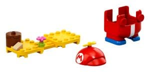 lego power uppakket propeller mario 71371