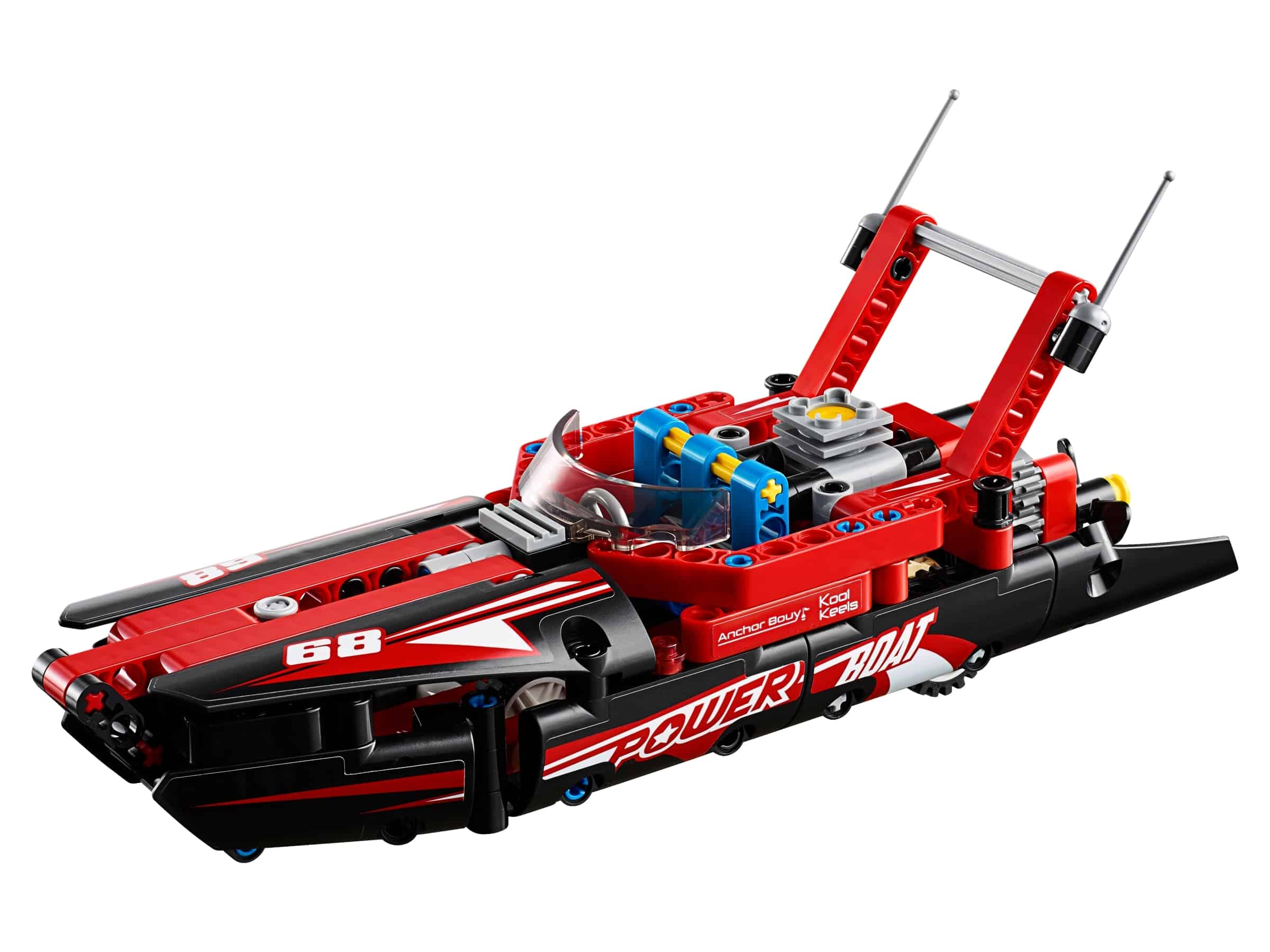 lego powerboat 42089