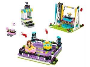 lego pretpark botsautos 41133