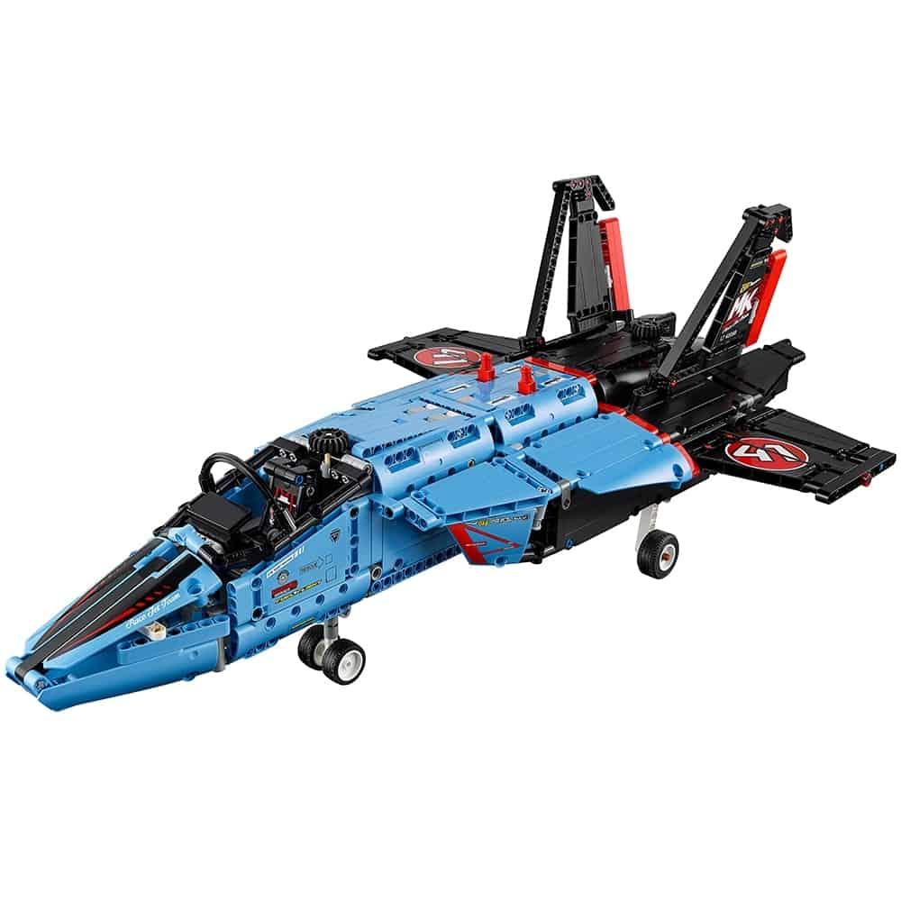 lego race straaljager 42066