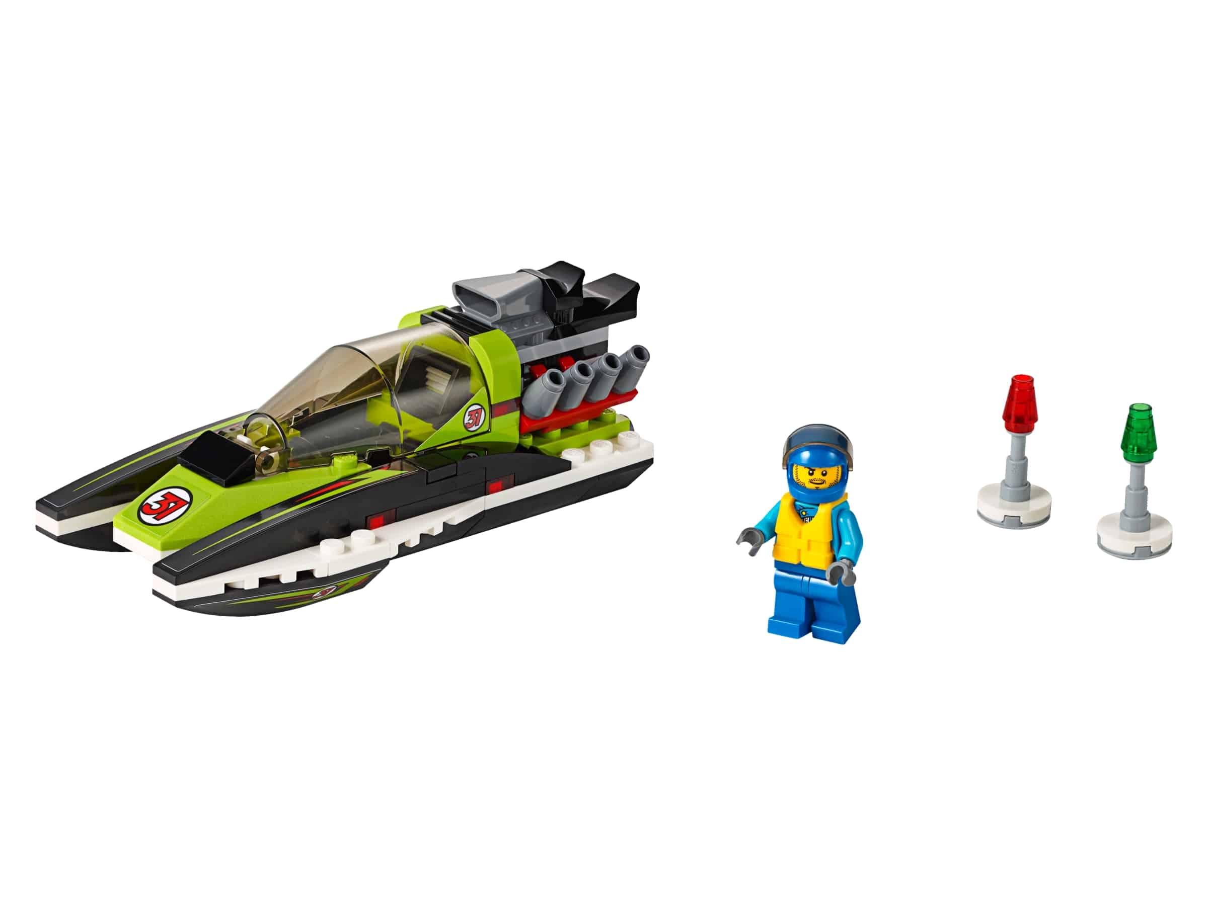 lego raceboot 60114